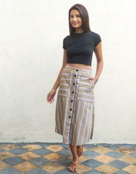 Yumi - T Skirt