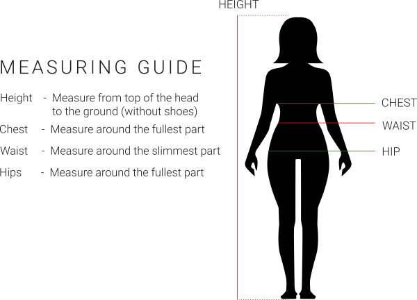Arienti - Measuring Guide - Adult